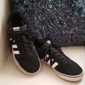 Adidas Suede Grand Court Mens Shoes